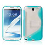 Nuovo Design, Mobile Phone Parte per Samsung Note2 S Mobile Phones Set del PC + di TPU Sets Stent Cover Caso
