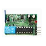 コード任意選択固定コード圧延コードの学習を用いる無線リモート・コントロールスイッチ(ES-K103X)