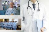 綿の病院か看護婦のGarmnet医学かファブリック