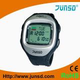 Reloj de la supervisión del ritmo cardíaco del deporte (JS-711)