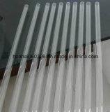 雨量計のガラス置換の管
