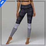 カスタム体操の衣類の女性の適性のレギングはヨガのズボンを卸し売りする