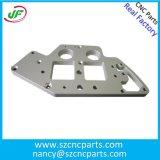 Il CNC di alluminio parte il prototipo veloce, pezzi di ricambio delle macchine di CNC