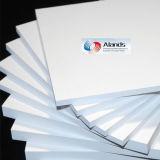 Placa branca da espuma do PVC do &Black da boa plasticidade 3-18mm