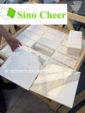 Statuario卸し売りイタリアのCalacattaの白い大理石のタイル