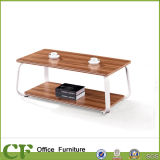 オフィス用家具の鋼鉄足の会議の席の現代オフィスの会合表