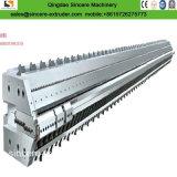PET-HDPE, das Geomembrane Blatt-Strangpresßling-Zeile/Maschine imprägniert