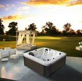 Monalisaの新しい方法デザイン屋外の渦の鉱泉の温水浴槽(M-3396)