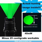 Laser sotto zero Designator/Sight (ES-LS-KS30) di Lungo-distanza 40mw Green di Zoomable