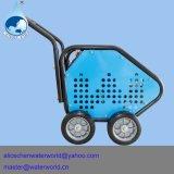 Bahnreinigungs-Wasser-Druck-Strahlen-Maschine