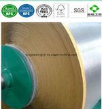 Papel kraft marrón para el envasado de consumibles rápidos desechables