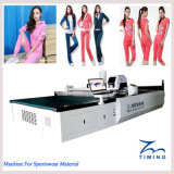 Multi-Ply Single-Layer Fabrics Cutting Machine