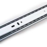 Teleskopisches Plättchen befördert mittlere Eingabe-dreistufiges Stahlplättchen mit der Eisenbahn