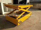 Chariot de transfert de cargaison d'alimentation batterie pour l'entrepôt