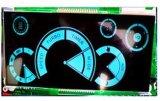 Tn Tn LCD van de Calculator het Scherm