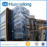 Сверхмощный Stackable Stillage металла ячеистой сети складывая