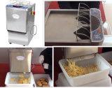 Machine végétale de coupeur de radis de raccord en caoutchouc de trancheuse de découpage de pomme de terre