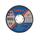 Roue de coupe plate pour métal (115X1.2X22.2) Abrasive avec des certificats MPa