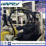 Boyau hydraulique spiralé à quatre fils de SAE100 R10