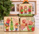 Boîtes de biscuits de Noël