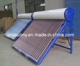 58*1800mm de alta eficiencia calentador de agua solar con tubos de vacío