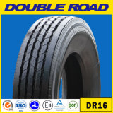 China New Steer Radial Truck Tire Tire Cord Fabric Tubeless Tire 295 80 22.5 Radial Truck Tires