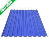 Folha plástica da telhadura de UPVC para a fábrica Using