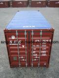 ISO-Zugelassene nagelneue 20 Füße offene Versandbehälter-mit Weich-Oberseite Konfigurationen