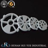 Disco di ceramica dell'allumina della valvola a gas di alta qualità