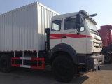 中国安い6X4 Beiben 10 WheelsヴァンCargo Truck