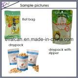 Las tuercas de snacks Doypack automática Máquina de embalaje