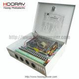 18CH 240W 12V DC 20AMP 18チャネルの出力CCTVボックス電源