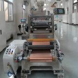 Tipo vertical sola máquina de pintar superficial (doble) del cátodo de la goma de la batería de Li para la producción de 18650 Li-Baterías