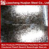 Galvanizado en caliente de bobinas de acero de precio por tonelada