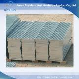 Metal de malha de metal expandido de alta densidade galvanizado quente quente