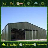 Almacén de acero prefabricado moderno del bajo costo