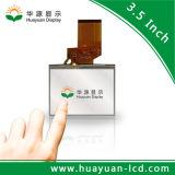 LCD van 3.5 Duim Haven Comm van Spi van het Comité van de Aanraking van de Module de Periodieke