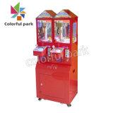 Macchina premiata del gioco di vendita della sosta 2 del giocatore della mini del Governo del giocattolo gru variopinta della branca