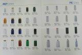 Hot Sale bleu 100ml Plastique PET bouteille ronde pour les produits pharmaceutiques comprimé