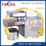 Pressão de óleo de girassol pequeno flexível para uso doméstico