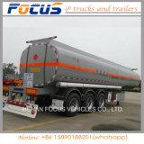 Aanhangwagen van de Tank van het Vervoer van ISO de Vloeibare Chemische die in China wordt gemaakt