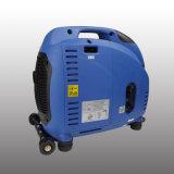 Молчком генератор инвертора газолина 4-Stroke с вагонеткой
