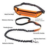 3 en manos duales durables reflexivas ajustables de 1 correa de cintura liberan el correo del perro