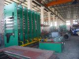 Автоматическая вулканизированная резиновый отливая в форму машина/резиновый вулканизируя давление