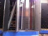 Macchina-Doppia macchina di vetro verticale della pressa e di pulizia di vetro