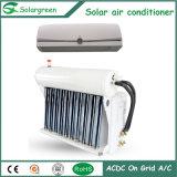 De zonne Energie van de Buis van de Verwarmer van het Water Hybride Vacuüm - de Airconditioner van de besparing