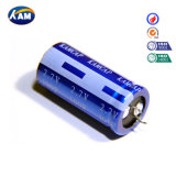 Hot Sale Snap-in e Lead Types Super Capacitor (2.7V 100f) Farad Capacitor