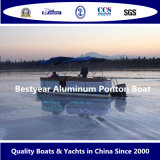 De Boot van het Ponton van het Aluminium van Bestyear