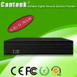 H. 265&H. 264 4k/5MP/2MP 1080P 64CH NVR con 8HDD