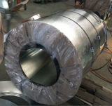 Bobine en acier galvanisée 0.125--paillette de matériau de construction de 1.3mm mini